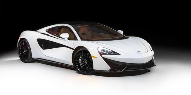 Практичный суперкар McLaren 570GT получил новую спецверсию