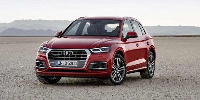 Официально: новый Audi Q5 уже с нами