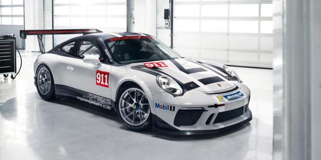 Гоночное купе Porsche 911 GT3 Cup сменило поколения