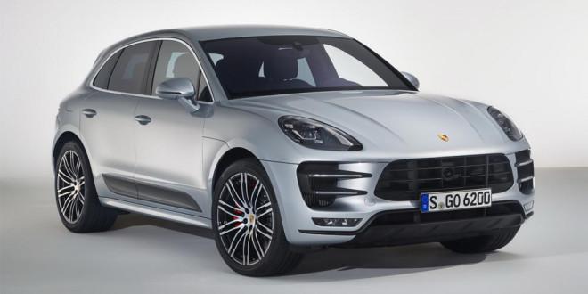 Porsche Macan Turbo получил новый Performance Package