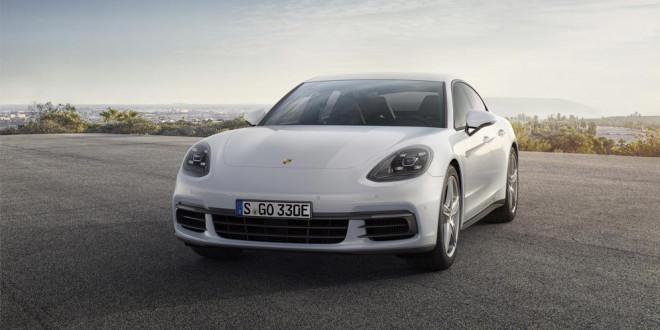 Представлен плагин-гибрид Porsche Panamera 4 E-Hybrid