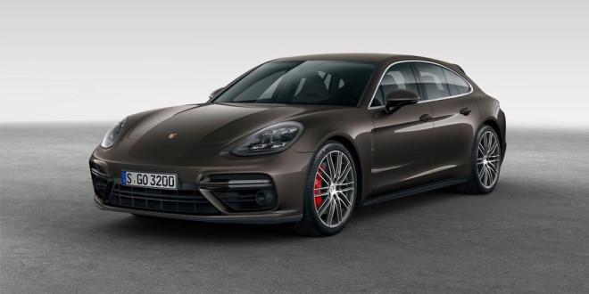 В Женеве покажут первый универсал Porsche
