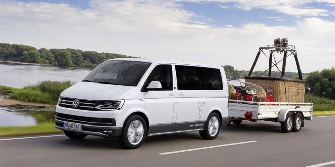 Рассекречен фургон Volkswagen Multivan PanAmericana