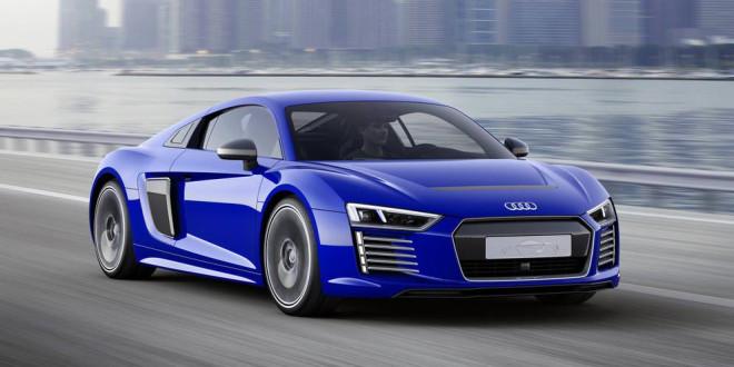Электрический суперкар Audi R8 e-tron не оправдал ожиданий