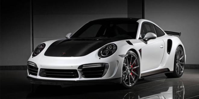 Представлен тюнинг Porsche 991.2 Stinger GTR от TopCar