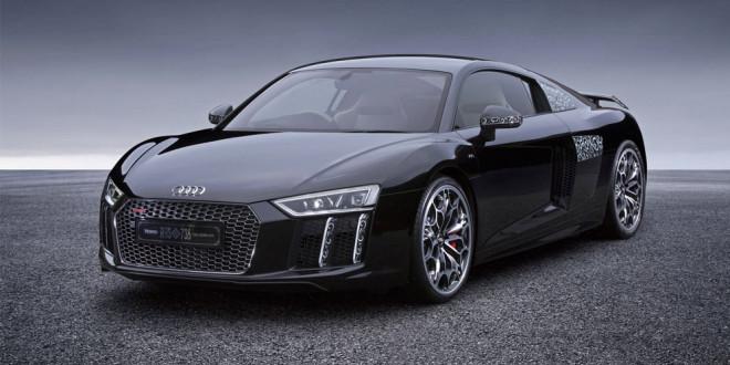 Создана спецверсия Audi R8 в честь видеоигры Final Fantasy