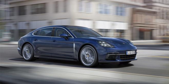 Новая Porsche Panamera получила базовую и удлиненную версию