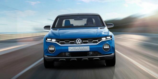 Прошла открытая презентация концепта Volkswagen T-ROC