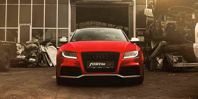 Тюнинг Audi RS5 от Fostla и PP-Performance