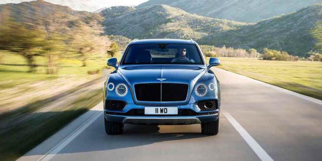 Купе-кроссовер Bentley выпустят раньше чем Baby Bentayga