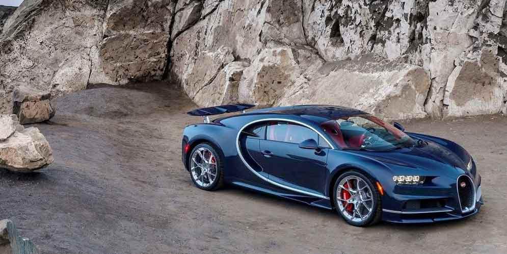 За 9 месяцев купить Bugatti Chiron успело 220 человек
