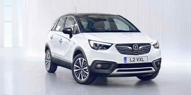 Минивэн Opel Meriva заменил новый кроссовер Crossland X