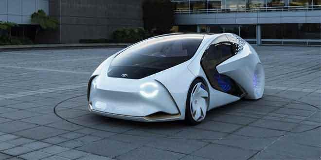 Toyota Concept-i — автомобиль с искусственным интеллектом