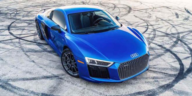 Экстремальный тюнинг Audi R8 Plus от Dallas Performance