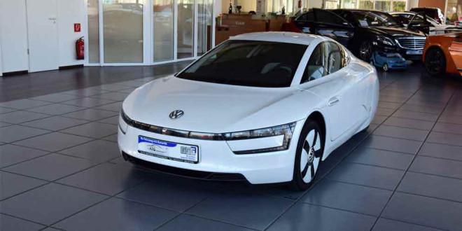 В Германии всё ещё можно купить Volkswagen XL1
