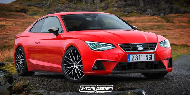SEAT Salsa Coupe как ответ Audi A5 Coupe