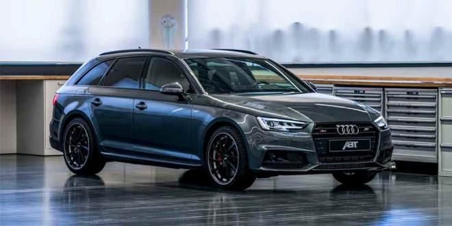 ABT Sportsline подготовил тюнинг Audi S4 Avant