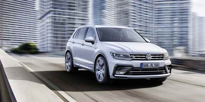 Intouch: полис КАСКО на Volkswagen Tiguan со скидкой 5%