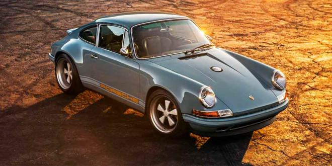 Singer отреставрировал два Porsche 911