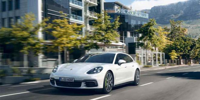 Вышел серийный универсал Porsche Panamera Sport Turismo