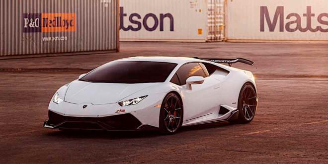 В 1016 Industries подготовили тюнинг Lamborghini Huracan