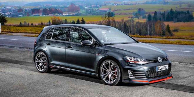Подготовлен новый тюнинг Volkswagen Golf 7 от ABT