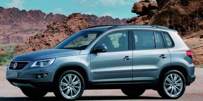 Старый Volkswagen Tiguan будут выпускать в США ещё 2 года