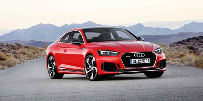 Известна цена Audi RS5 Coupe второго поколения в Европе