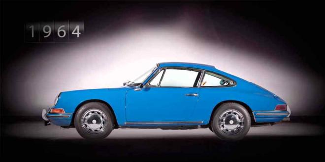 Миллион Porsche 911 в семи поколениях. Видео в деталях