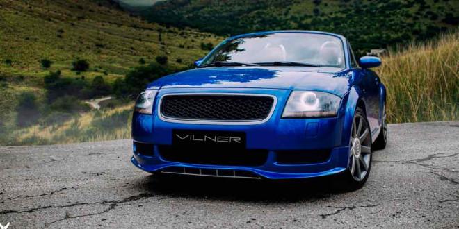 Audi TT Roadster 1998 года получил апгрейд от Vilner