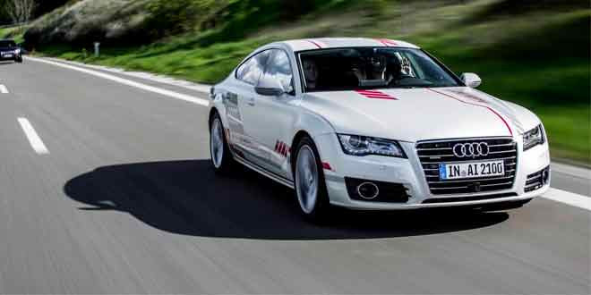 Audi получила лицензию на тесты автопилота в Нью-Йорке