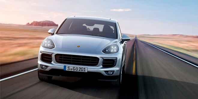 Журнал Der Spiegel: Porsche Cayenne превышает нормы выбросов