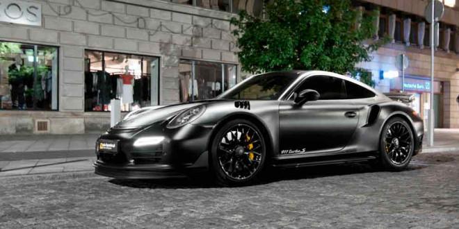 Dark Knight 911 Turbo S: лучший из лучших
