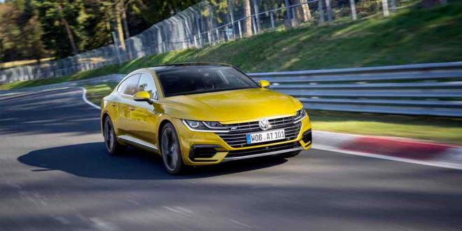 VW Arteon получит двигатель V6 и версию Shooting Brake
