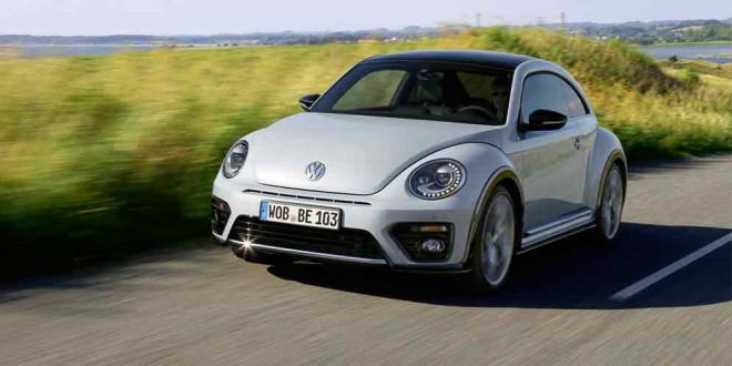 Американский VW Passat и Beetle получили новый мотор 2.0 TSI