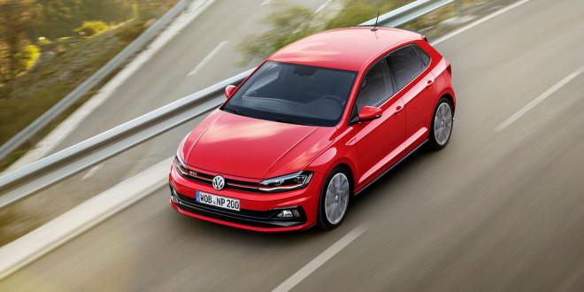Новый Volkswagen Polo 6 рассекречен официально