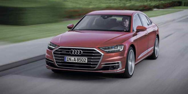 Первая информация про новые Audi S8 и S8 e-tron Hybrid