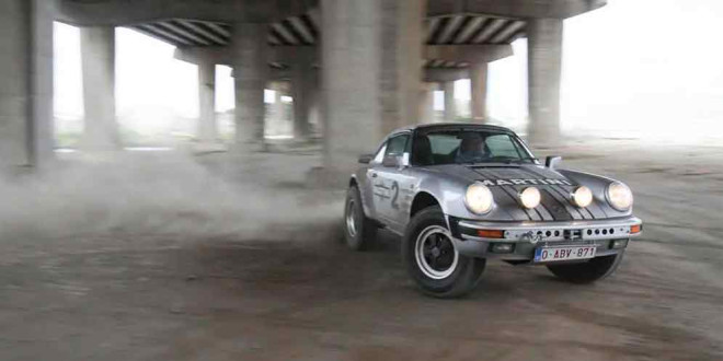 Porsche 911 Safari 1978 года готов к приключениям