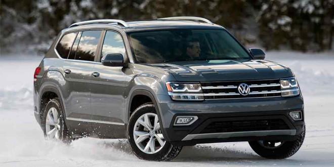 Месяц продаж VW Atlas в США: раскупают как горячие пирожки