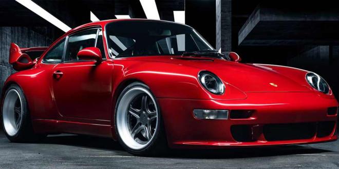 Ателье Günther Werks построило суперкар 400R из Porsche 993
