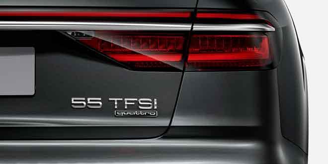 Audi сменила систему наименования моделей во всем мире