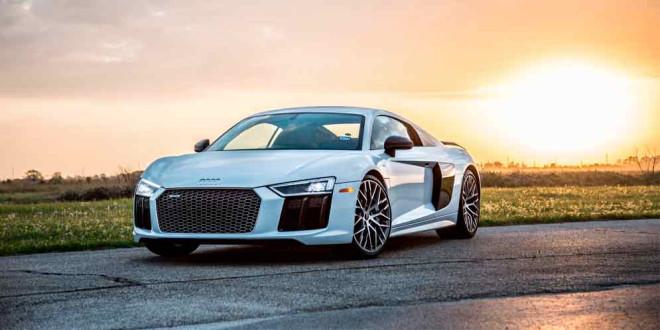 Hennessey анонсировал экстрим-тюнинг Audi R8 V10