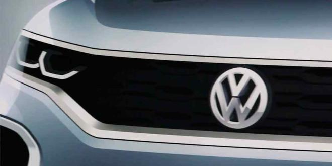 Новый кроссовер Volkswagen T-Roc покажут 23 августа
