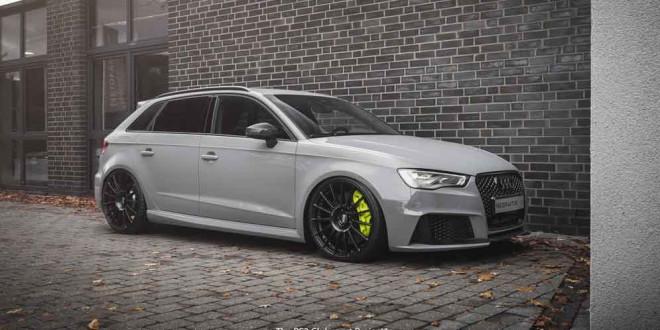 Audi RS3 с новым салоном от немецкой студии Neidfaktor