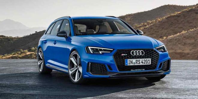 2018 Audi RS4 Avant: сочетание мощности и практичности 2-в-1