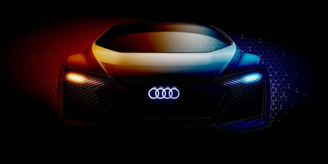 Audi анонсировала футуристические концепы на IAA-2017