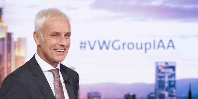 Volkswagen Group выпустит 80 электрокаров к 2025 году