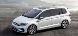 Volkswagen заменит Golf Sportsvan и Touran новым вэном