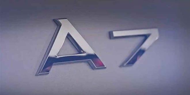 Audi A7 второго поколения покажут 19 октября. Видео-тизер