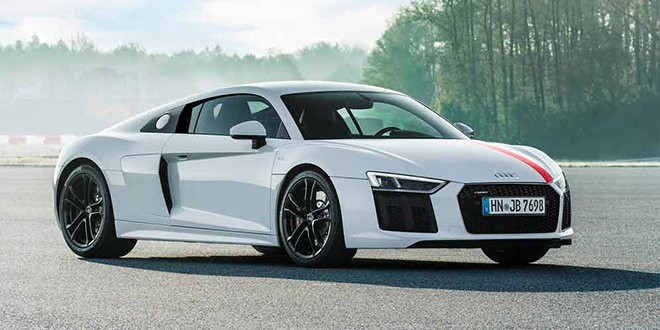 Audi Sport запустит 5 новых моделей к 2020 году